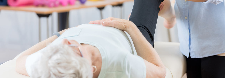 Physiotherapie Uerikon Therapie, Mobilisation, klassische Massage